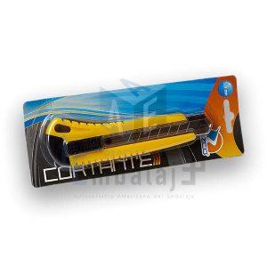 cutter trincheta con guía metálica