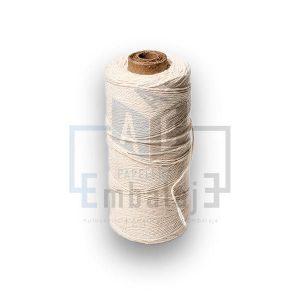 Bobina de hilo de algodón