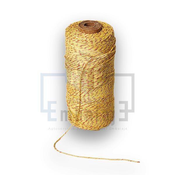 bobina de hilo choricero bicolor