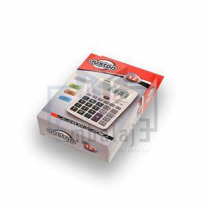 calculadora 12 dígitos justop