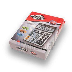 calculadora 12 dígitos Justop JP625