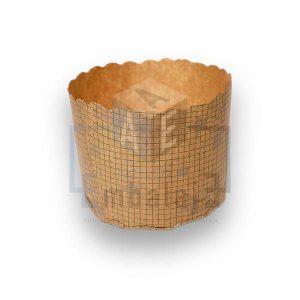 moldes para pan dulce de papel fantasía