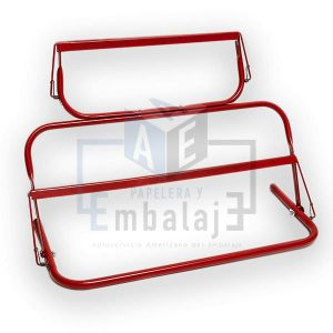 porta bobinas para 2 rollos de 40 y 60cm