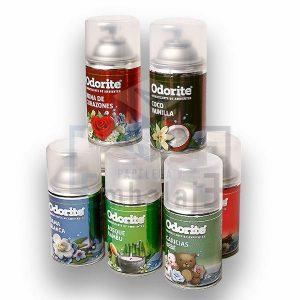 fragancias repuesto para aromatizador odorite