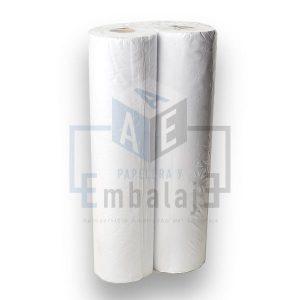 rollo bobina de papel para camilla camillero