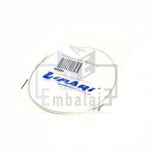 repuesto alambre de cobre para corte termoselladora lipari