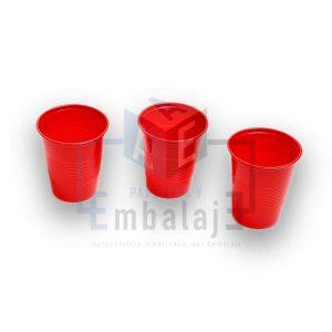 vasos plasticos descartables color