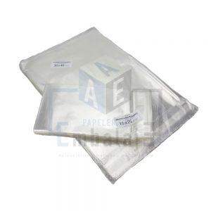 bolsas de polipropileno con solapa autoadhesiva