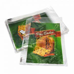 bolsas de polipropileno impresas para pan dulce