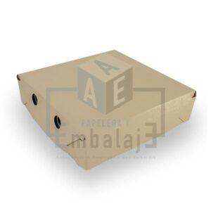 cajas de empanadas de una docena