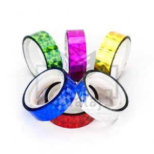 cinta holografica washi tape