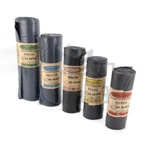 bolsas de residuos y consorcio en rollo alta densidad