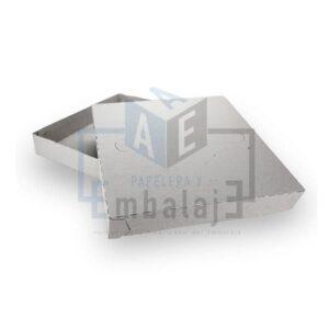 caja de pizza chica carton prensado