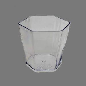 vaso hexagonal remme 60cc