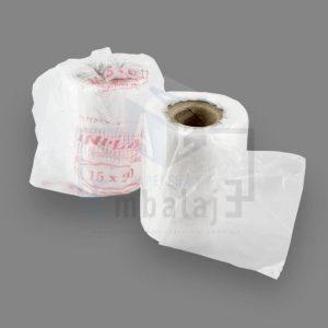 bolsas plasticas transparentes en rollo de arranque inpla