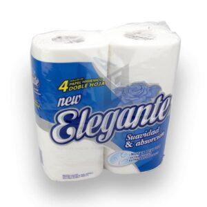 papel higienico elegante doble hoja x30