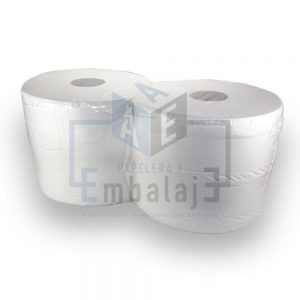bobina de papel industrial doble hoja