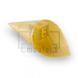 cono de bambu ice cone