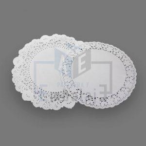 blondas de papel para tortas redondas