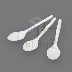cucharas descartables para café